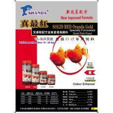Solid Red Oranda Gold