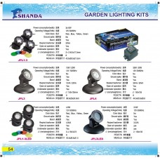 Garden Lighting Kits