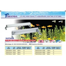 (T5 HO) High Quality Aquarium Lighting Systems (Dual)