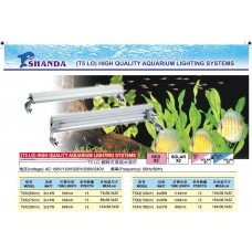 (T5 LO) High Quality Aquarium Lighting Systems (Dual)