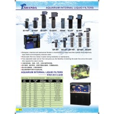 Aquarium Internal Liquid Filters