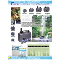 Submersible Pumps & Fountain Pumps (Page 3)