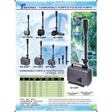 Submersible Pumps & Fountain Pumps (Page 4)
