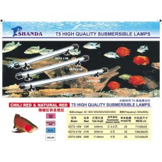 T5 High Quality Submersible Lamps