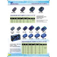 Aquarium Air Pumps