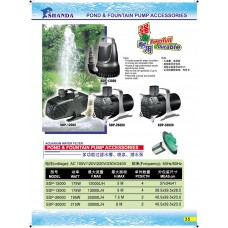 Pond & Fountain Pump Accessories (Page 2)